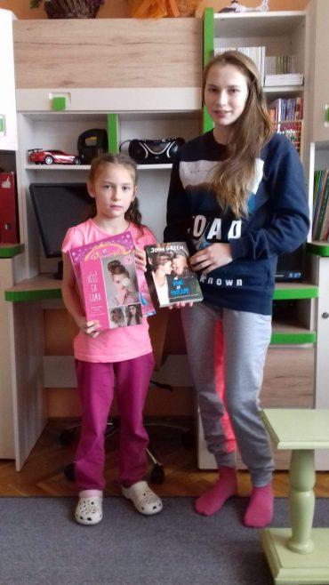 Knihy do nášho detského domova – poďakovanie