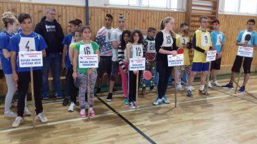 27. ročník športových hier detí z detských domovov