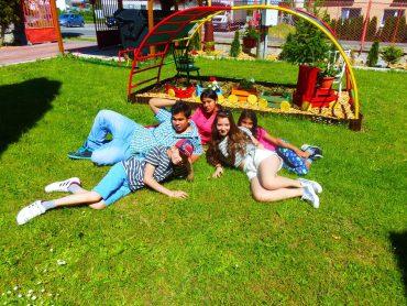 Zahájenie letných dní v našom detskom domove