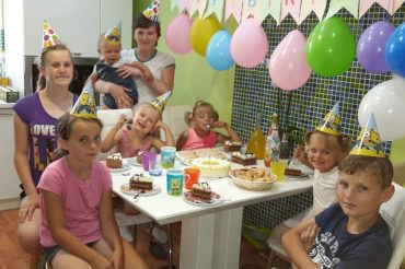 Čriepky zo života detí v profesionálnych rodinách