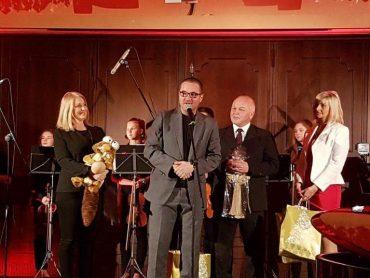 Poďakovanie Nadácii Filantropia a tímu Grandhotela Praha