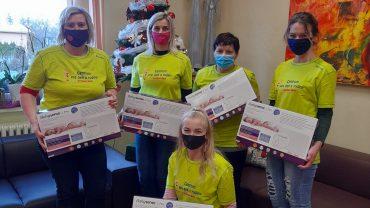 Nadácia Križovatka podporila Centrum pre deti a rodiny v Spišskej Belej